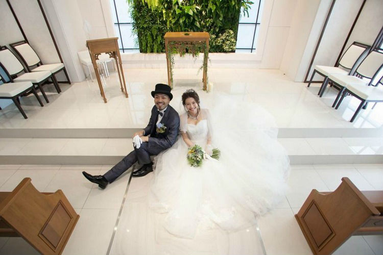 パラッツォドゥカーレ麻布,結婚式