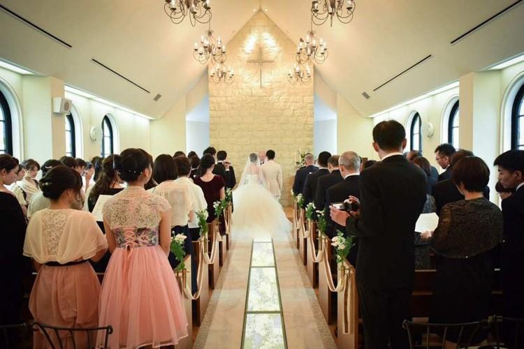 結婚式,家族