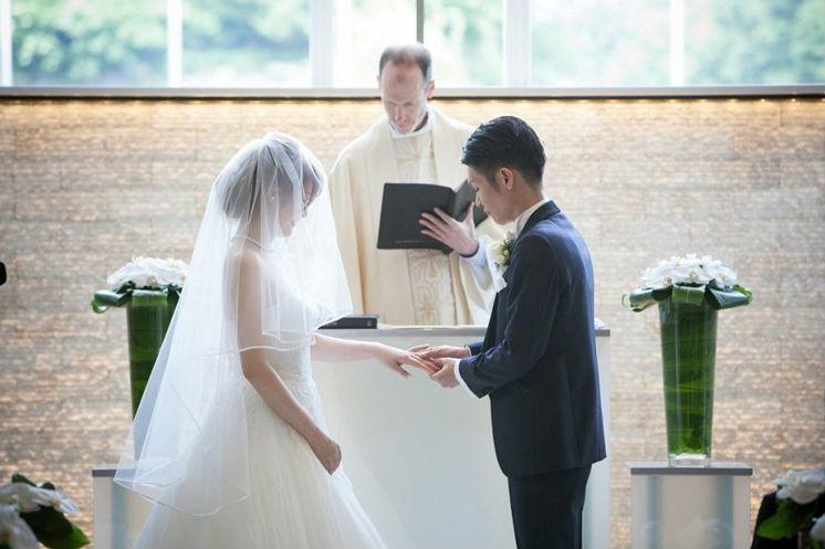 ウェスティンナゴヤキャッスル,結婚式