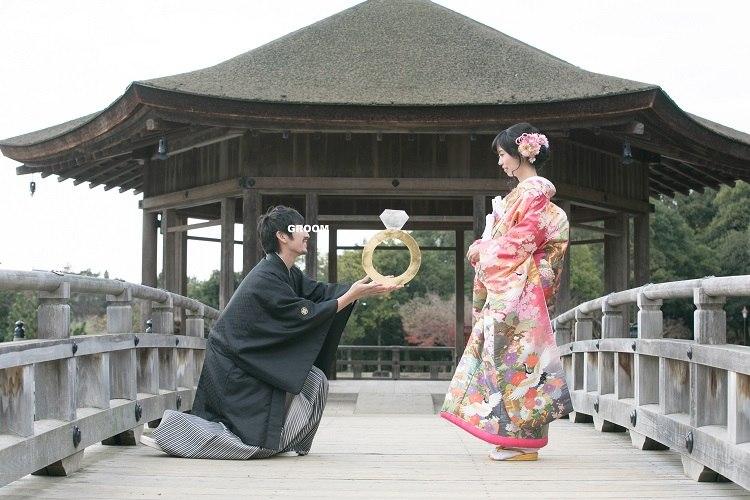 前撮り,プロポーズ