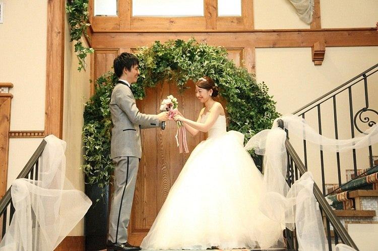 オランジュベール,結婚