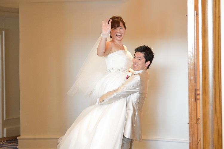ヨコハマグランドインターコンチネンタルホテル,結婚式