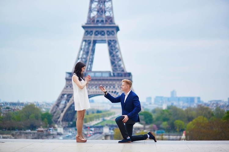 プロポーズ,タイミング