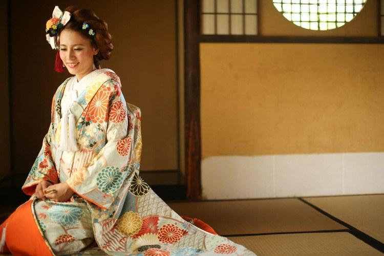 前撮り,和装,WEDDING BOX MITSUWA