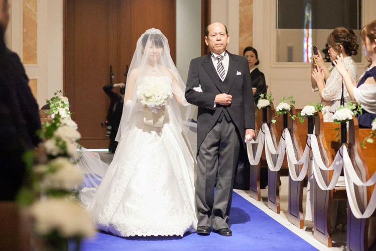 結婚式,アニヴェルセルみなとみらい横浜