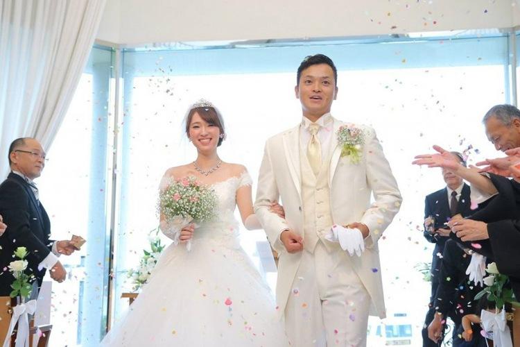 結婚式,ホテル竜宮 シーブライド