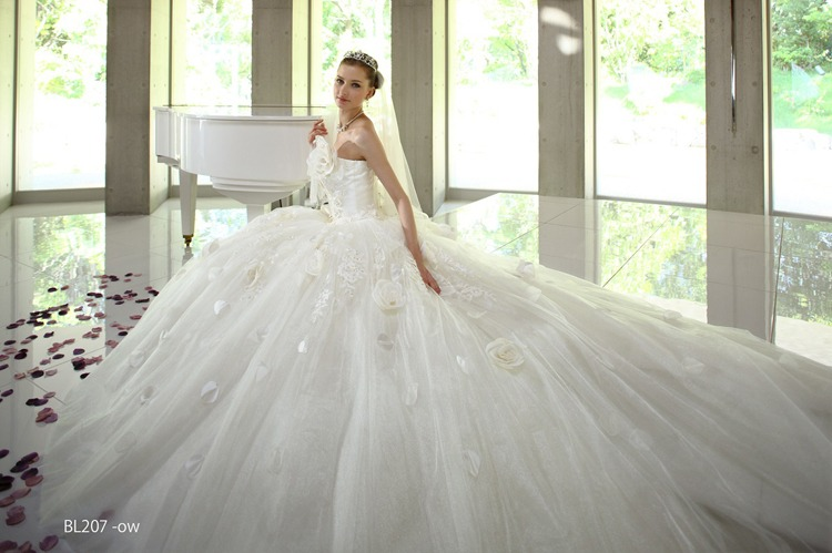 ウェディングドレス,2way