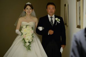 アニヴェルセル,結婚式