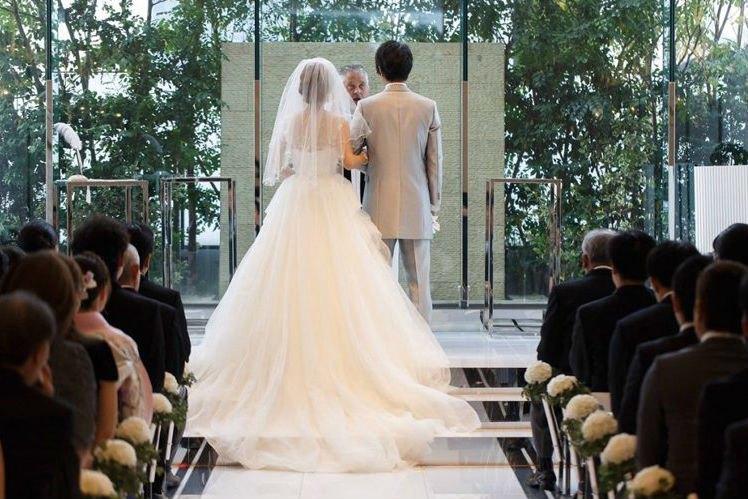 シャルマンシーナ東京,結婚
