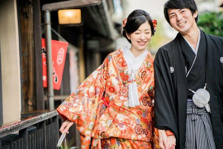 ユーモアウェディング,前撮り,京都
