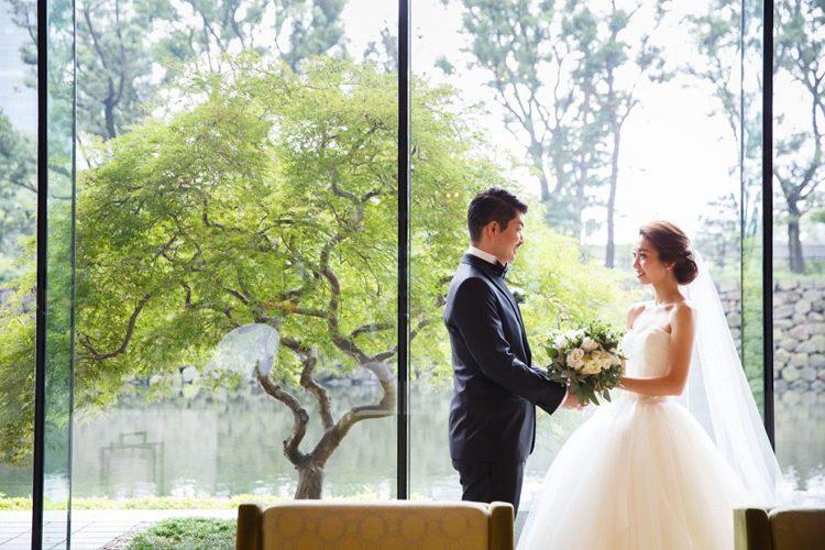 パレスホテル東京,結婚式