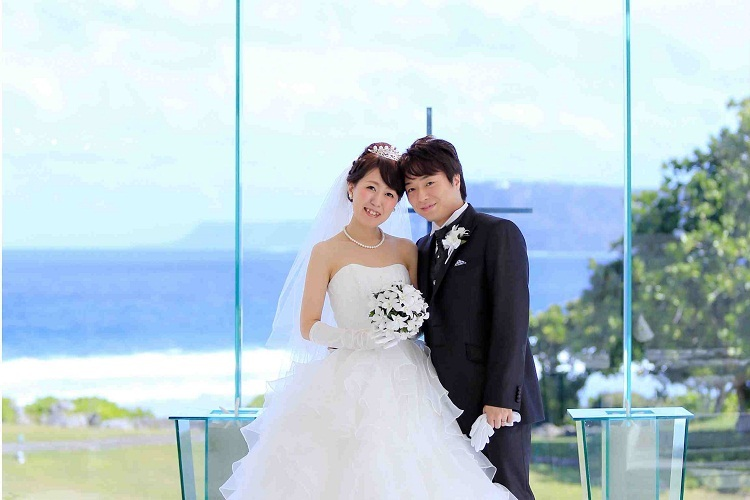 グアム,結婚式