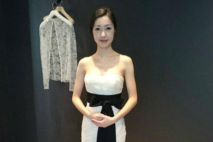 ヴェラ・ウォン,ドレス