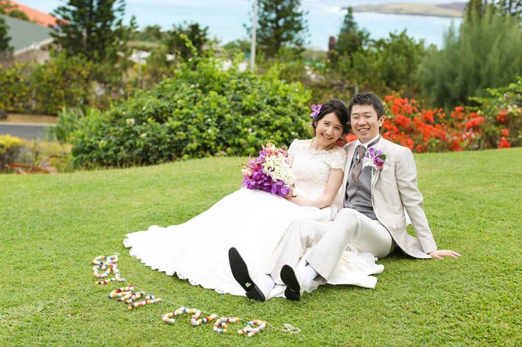 セント・カタリナ・シーサイドチャペル,ハワイ,家族婚