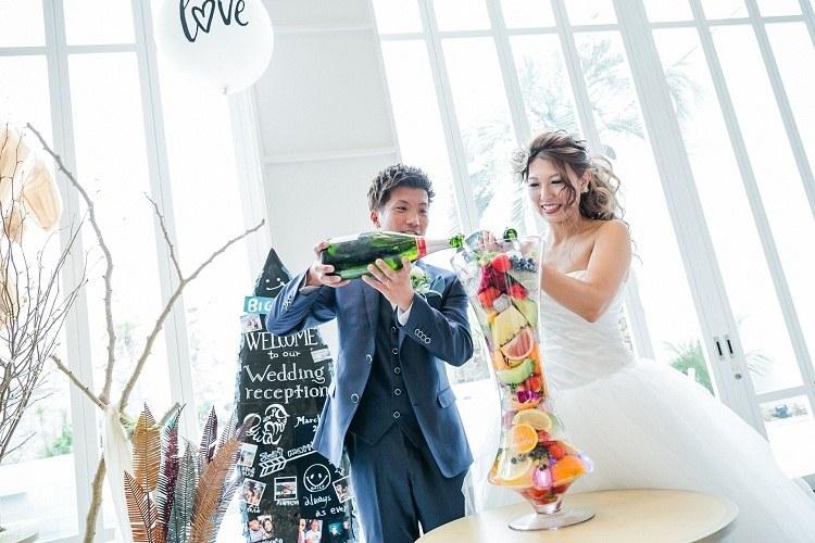 最新 結婚式 披露宴の演出実例51選 ゲスト大満足のおもてなしの秘訣