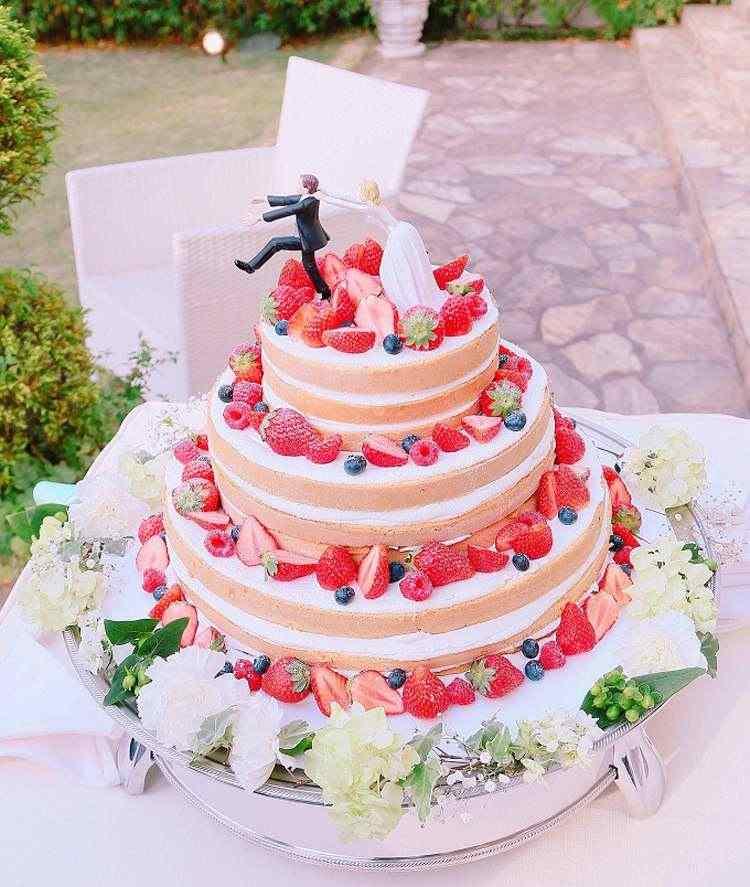 ケーキトッパー*きっと見つかる!結婚式に使いたくなるアイデア