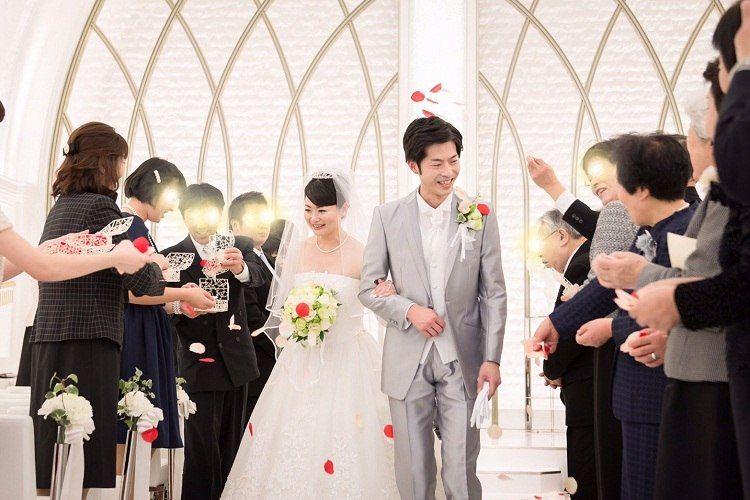 アルマリアン東京,挙式