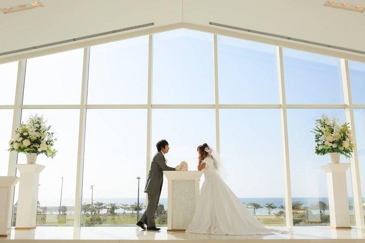 サザンビーチホテル&リゾート,沖縄挙式
