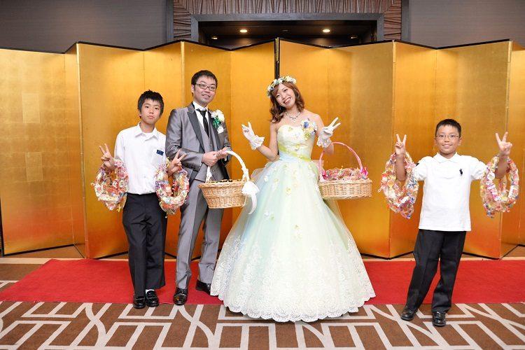 沼津リバーサイドホテル,披露宴,ファミリーウェディング