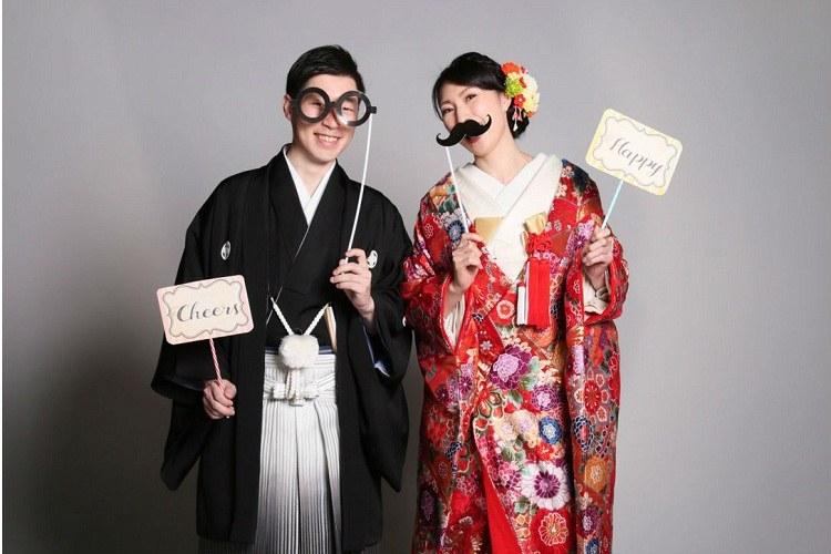 和装前撮り,イノセントリー東京
