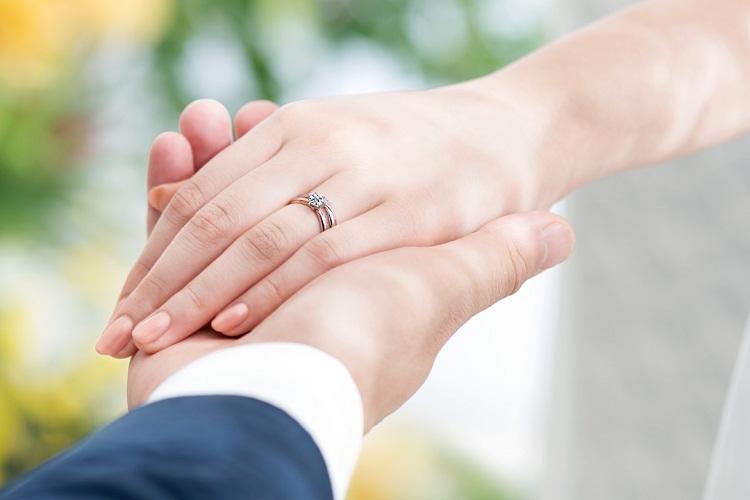 ケイウノ,結婚指輪,婚約指輪