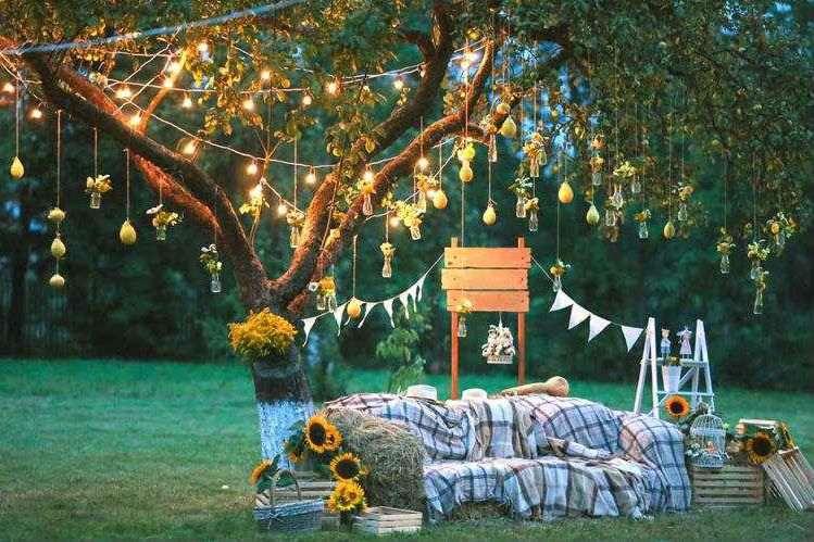 結婚式のウェルカムスペースのアイデア集*おしゃれに飾るコツって? Farny ファーニー