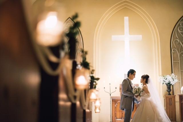 教会は挙式後も記念日などに戻ってきて一緒に過ごしたい場所