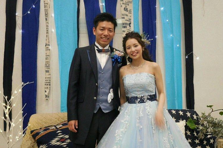結婚式の再入場はテーマにあった衣裳に身を包みお色直しした高砂もゲストから好評