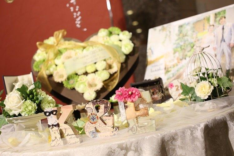ザ クラウンパレス(The Crownpalais)新阪急高知,結婚式,ウェルカムアイテム