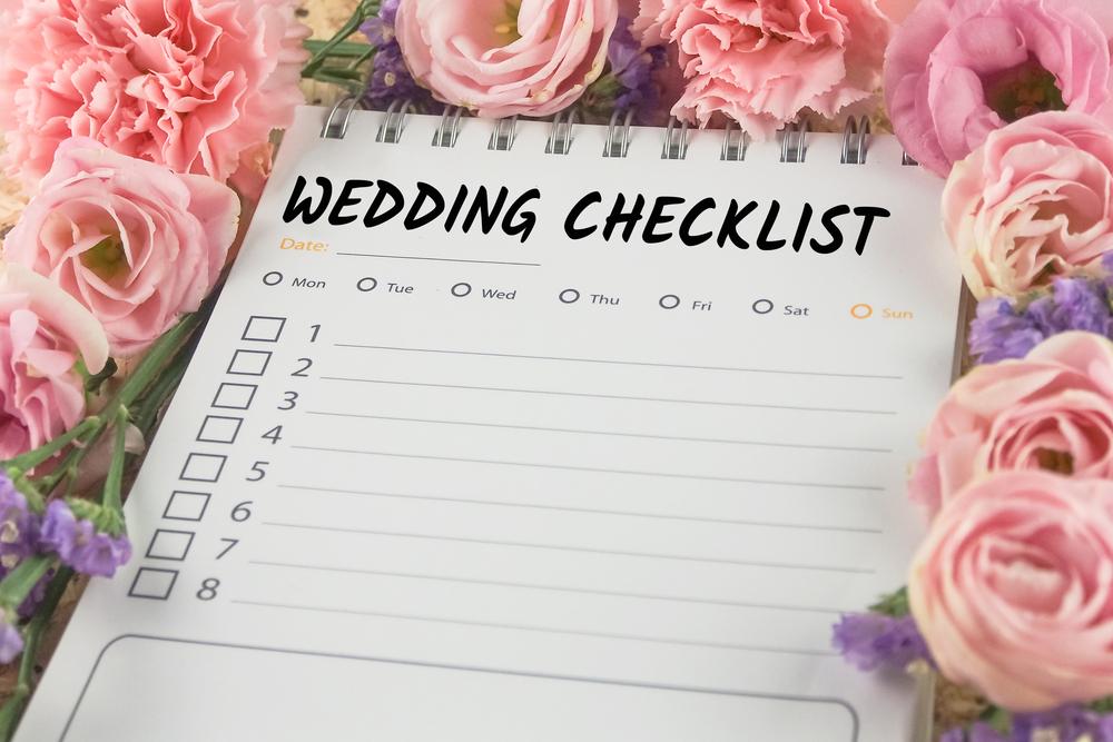 結婚準備スケジュールの不安解消 エクセルチェックリスト付 6ヶ月 1年