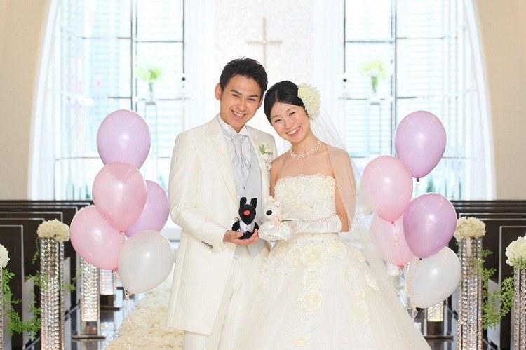 アートグレイス ポートサイドヴィラ,結婚式,前撮り,バルーンでお遊びショット