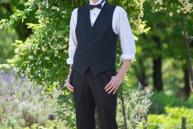 スーツならなんでもいいは間違い 結婚式のゲストとして招待されたとき